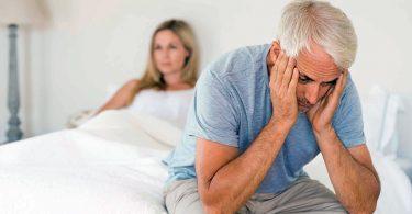 Vzroki erektilne disfunkcije
