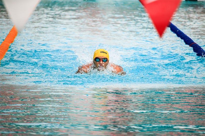 Učinki plavanja na telo